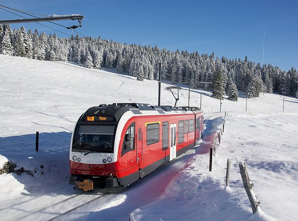Ski resort access 35 min from Geneva and 45 min from Lausanne